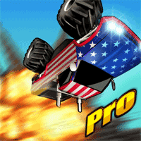 MEGASTUNT™ Mayhem Pro 1.5.0 بازی ماشین های بزرگ برای موبایل