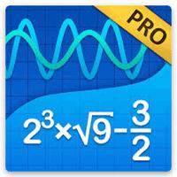 Math Graphing Calculator PRO 4.12.147 ماشین حساب نموداری برای اندروید