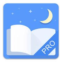 Moon+ Reader Pro 5.1.1 برنامه کتابخوان مون ریدر برای اندروید