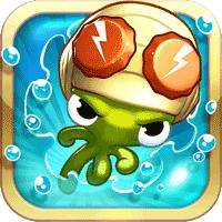 SQUIDS 1.2 بازی هشت پای مبارزه با میکروب برای موبایل