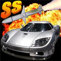 Supercar Shooter 1.131 بازی ماشین تیرانداز برای موبایل