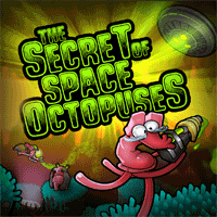 The Secret Of Space Octopuses 1.1 بازی اختاپوس فضایی برای موبایل