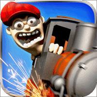 Trainz Trouble 2.0 بازی فکری و استراتژیک هدایت قطار برای موبایل