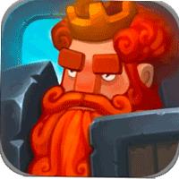 Trouserheart 1.0.3 بازی شمشیری جنگ پادشاه برای موبایل