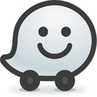 Waze GPS, Maps & Traffic 4.25.0.2 برنامه ترافیک و جهت یابی برای موبایل