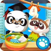 Dr. Panda's Home 1.1 بازی کودکانه خانه دکتر پاندا برای موبایل