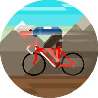 BikeComputer Pro 8.3.4 برنامه GPS دوچرخه سواری برای موبایل