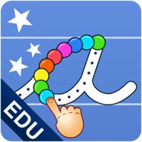 Cursive Writing Wizard 2.3.1 آموزش نوشتن زبان انگلیسی به کودکان برای موبایل