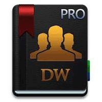 DW Contacts & Phone & Dialer 3.0.5.5 برنامه مدیریت مخاطبین برای اندروید