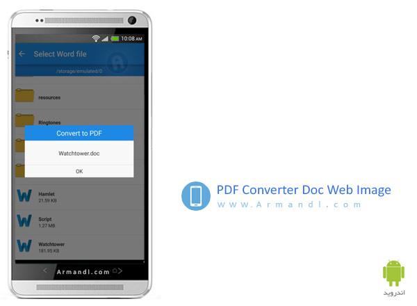 PDF Converter Doc Web & Image
