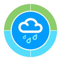 RainToday HD Radar Pro 1.5.2 برنامه هشدار بارش باران برای موبایل