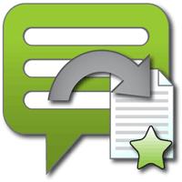 SMS to Text Pro 1.9.5 برنامه پشتیبان گیری پیام کوتاه برای اندروید