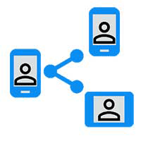 Screen Share 1.0.4 برنامه به اشتراک گذاری صفحه نمایش برای اندروید