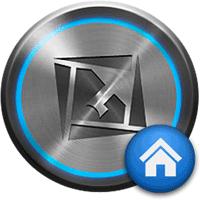 TSF Shell 3D Launcher 3.8.9 لانچر قدرتمند برای اندروید