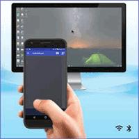 WiFi and Bluetooth Remote 6.4 تبدیل اندروید به موس و کیبورد ویندوز
