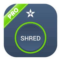 iShredder 4 Professional 4.0.14 برنامه حذف دائمی فایل ها برای اندروید