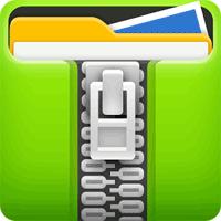 7Zipper 3.3.5 برنامه مدیریت آسان فایل های زیپ  برای اندروید