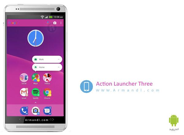 Action Launcher Pixel