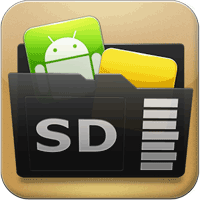 AppMgr Pro III App 2 SD 4.17 انتقال برنامه ها به کارت حافظه برای اندروید
