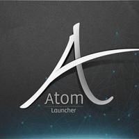 Atom Launcher 2.2.91 لانچر سریع و زیبای اتم برای اندروید
