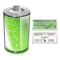 Battery Monitor Widget 3.16.1 اپلیکیشن مدیریت باتری برای اندروید