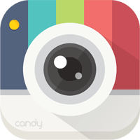 Candy Camera for Selfie 5.02 برنامه دوربین عالی برای موبایل