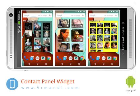 Contact Panel Widget
