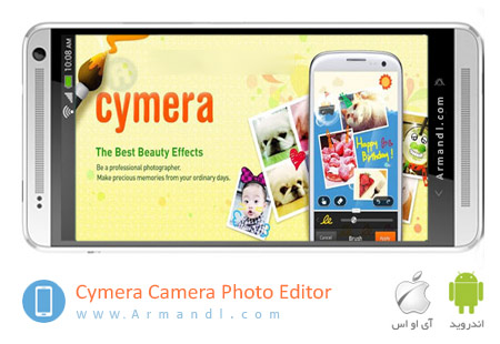 Cymera Selfie & Photo