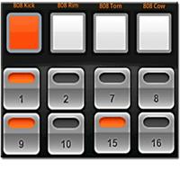 Electrum Drum Machine Sampler 4.8.7 برنامه ساخت موزیک برای اندروید