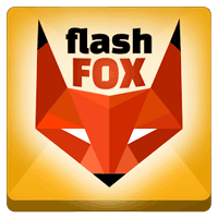 FlashFox Flash Browser 45.6.0 مرورگر فلش فاکس برای اندروید
