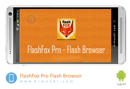 FlashFox Flash Browser