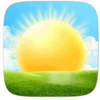 GO Weather VIP 6.023 برنامه هواشناسی برای اندروید