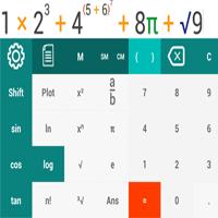 King Calculator 2.1.8 ماشین حساب پادشاه برای اندروید