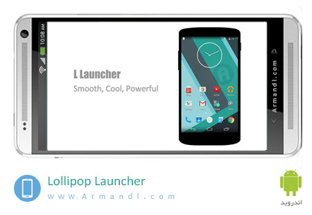 L Launcher Lollipop Launcher