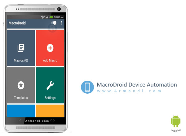 MacroDroid Device Automation
