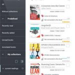 Mantano Ebook Reader