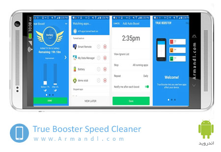 True Booster Speed Cleaner