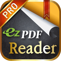 ezPDF Reader Multimedia PDF 2.6.9.12 مشاهده و ویرایش PDF برای موبایل