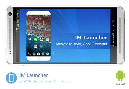 iM Launcher Android M Launcher