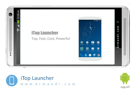 iTop Launcher Top Modern Prime