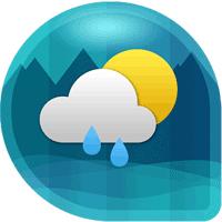 Weather & Clock Widget Android 5.5.0.4 ویجت آب و هوا و ساعت برای اندروید