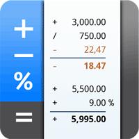 CalcTape Smart Calculator 2.4.0 ماشین حساب حرفه ای برای موبایل