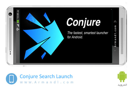 Conjure Search & Launch