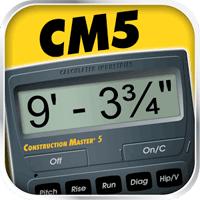 Construction Master 5 1.1.0 ماشین حساب 20 دلاری برای موبایل