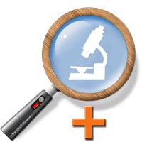 Cozy Magnifier & Microscope 2.0.0 ذره بین و میکروسکوپ برای اندروید