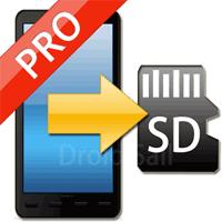 DS Super App2SD 7.5 انتقال اپلیکیشن ها به مموری برای اندروید