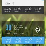 EZ Weather Forecast & Widget