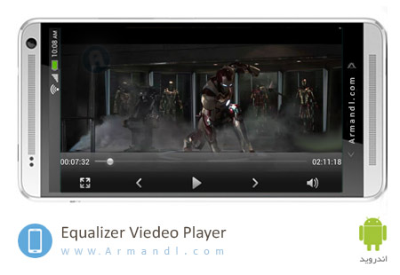 Equalizer Viedeo Player