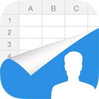 Excel Contacts 2.8.2.2 تهیه پشتیبان از مخاطبین برای اندروید