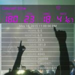 Final Countdown Day Timer